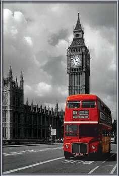 London red bus Картини в рамка