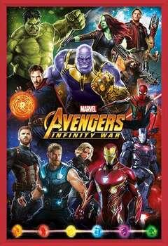 Avengers: Infinity War – Characters Картини в рамка